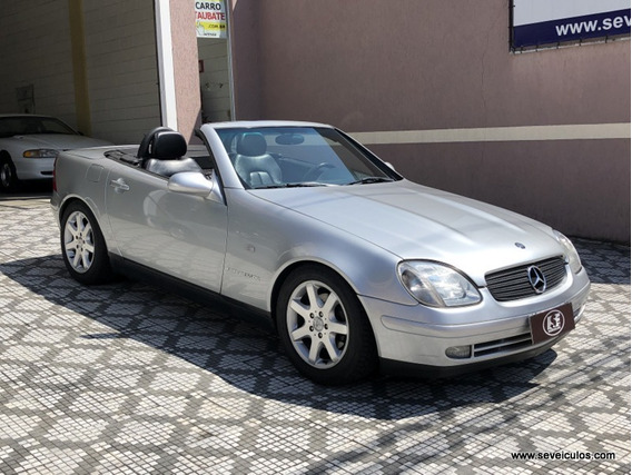 Mercedes Benz Slk 230 Kompressor - 1997