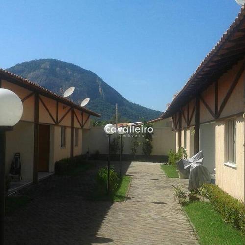 Casa Com 2 Dormitórios, 55 M² - Inoã - Maricá/rj - Ca4160