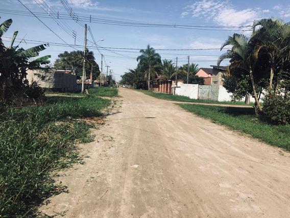 Vendo Terreno No Bairro Gaivotas Em Itanhaém Com Escritura