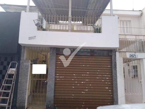 Imagem 1 de 20 de Casa Para Aluguel Em Tatuapé - Ca003085