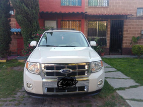 Ford Escape 3.0 Xlt Piel Limited At