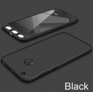 Capa Case 360 Redmi Note 7 / Pro + Película De Vidro