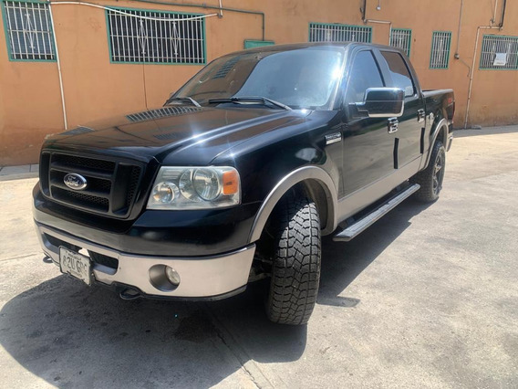 Ford Fx 4 150 Doble Cabina Color Negro