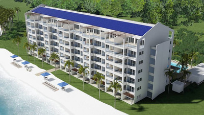 For Sale First Line Beach Aapartment In Puerto Plata
