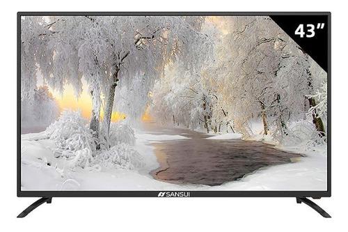 """Smart TV Sansui SMX-4319USM DLED 4K 43"""""""