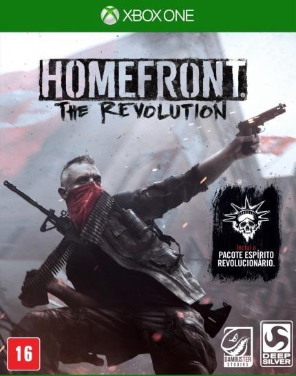 Homefront - The Revolution - Xbox One