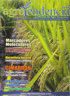 Colección Revistas Agrotendencia (11 Revistas) Agricultura