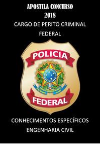 Apostila Concurso Policia Federal-específ. Engenharia Civil