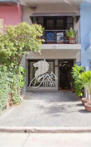 Casa Itaim Bibi 125m² 3 Dormitórios 1 Vaga - 898b-bd31