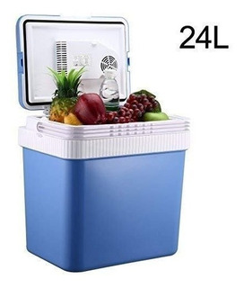 Catuo Refrigerador De Auto, Enfriador Y Calentador De Alimen