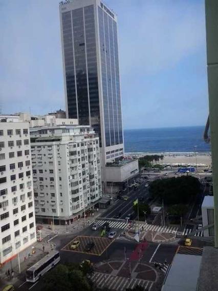 Apartamento Conjugado Com Vista Lateral Mar Excelente Oportunidade!! - Kit5211