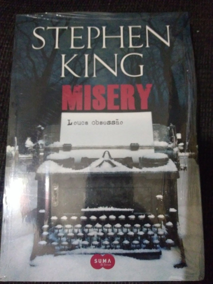 Livro: Misery - Stephen King. Lacrado