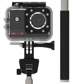 Action Camera Esport Go 4k Full Hd Filma Navcity Ng200 Wifi