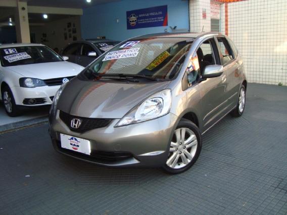 Honda Fit 1.5 Ex - 2012 - Automático