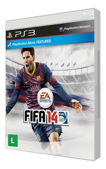 Jogo Playstation 3 - Fifa Soccer 14