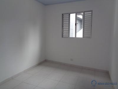Casa Térrea Para Locação No Bairro Eldorado Em Diadema - Cod: Di5462 - Di5462