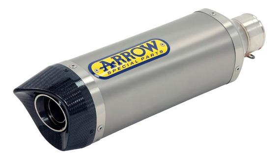Silenciador Thunder Aluminio Duke 200 12/13 - 125 11/16 Carb