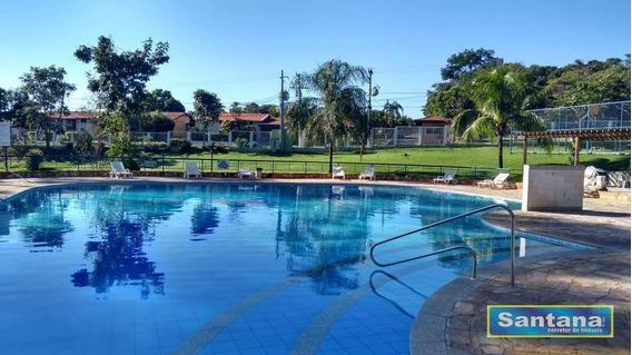 Casa 4 Dormitórios 2 Suites Venda, 168 M² Agio R$ 90.000 - Residencial Village - Caldas Novas/go - Ca0028