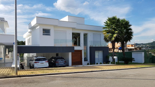 Casa Em Condomínio Para Venda Em Barueri, Residencial Burle Marx, 4 Dormitórios, 4 Suítes, 7 Banheiros, 6 Vagas - Do0037_2-797572