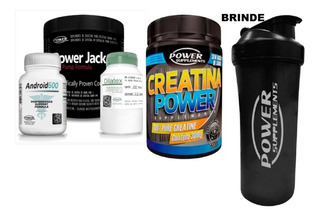 Android 600, Dilatex E Power Jack Nox Pump Power Supplements