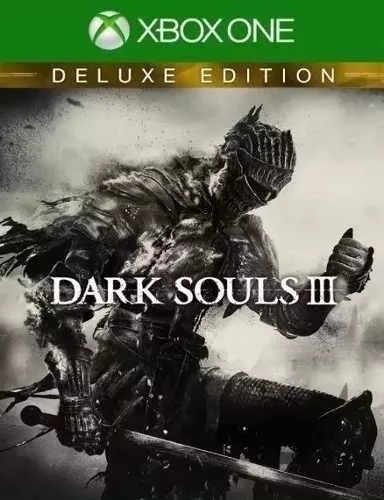 Dark Souls Iii-deluxe Edition Xbox One Mídia Digital+2 Jogos
