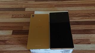 Sony Xperia Z5 Dual Dourada