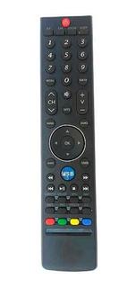 Control Remoto Tv Led Smart Noblex 24ld839ft 32lc841ht Zuk
