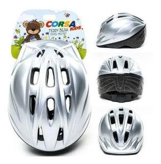Capacete Infantil Kidzamo M Criança Bike Bicicleta Ajuste