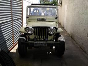 Jeep Modelo 1948.al Dia . 4x4 Con Alta Baja .