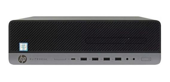 Computador Hp Elitedesk 800 G3 I5 Com 8gb + Gfx Gt730 2gb