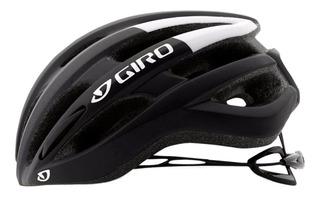 Capacete Ciclismo Bike Giro Foray Preto Fosco Original