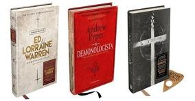 Ed & Lorraine Warren Demonologista+exorcismo+o Demonologista