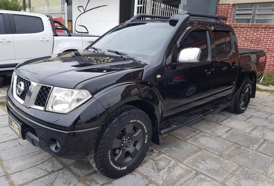 Nissan Frontier Sel 2008