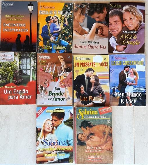 Sabrina Romance Prenda - Me Se For Capaz 10 Livros Abril