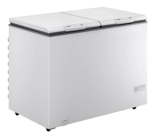 Freezer horizontal Whirlpool WHB42D1 blanco 414L 220V