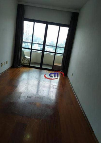 Apartamento Com 3 Dormitórios À Venda, 80 M² Por R$ 382.000,00 - Vila Vivaldi - São Bernardo Do Campo/sp - Ap3471