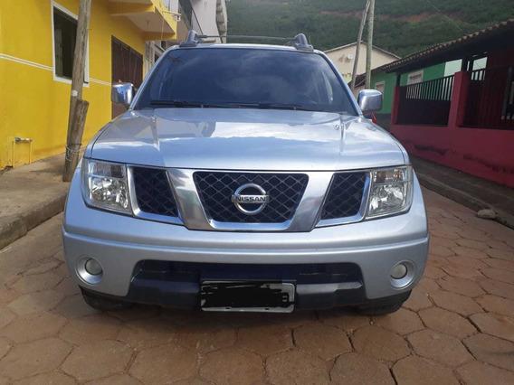 Nissan Frontier 2.5 Le Cab. Dupla 4x4 4p 2009