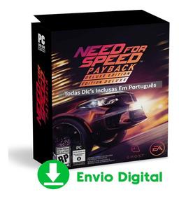 Need For Speed Pc Payback Em Português Todas As Dlc