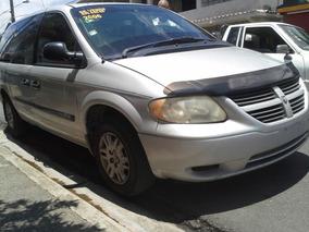 Van Dodge Caraban 2006 Excelentes Condciones Gas Y Gasolina