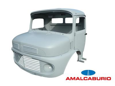 Cabine Mercedes Benz Agl Cod.949ta