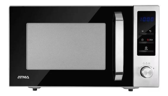 Microondas Digital Atma Md1820gn Grill 17lts 700w Tio Musa