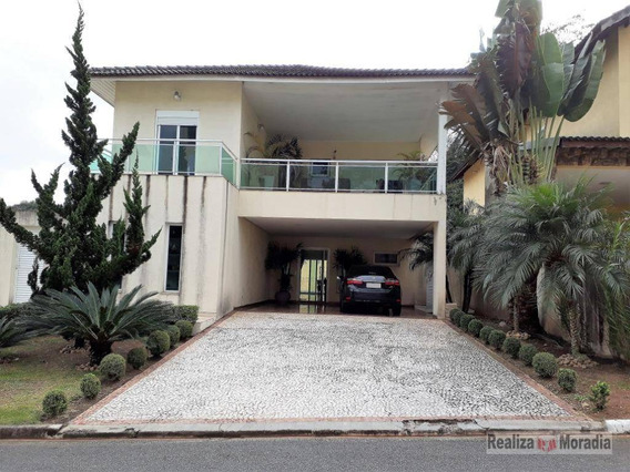 Casa 04 Suítes - Condomínio Fechado - Ca1032