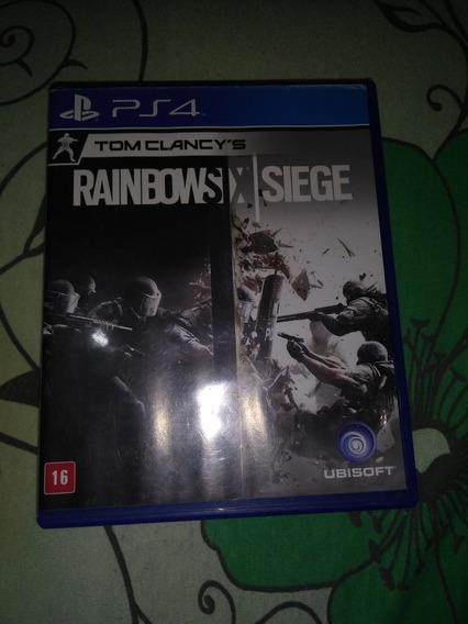 Rainbow Six Siege Ps4 Usado