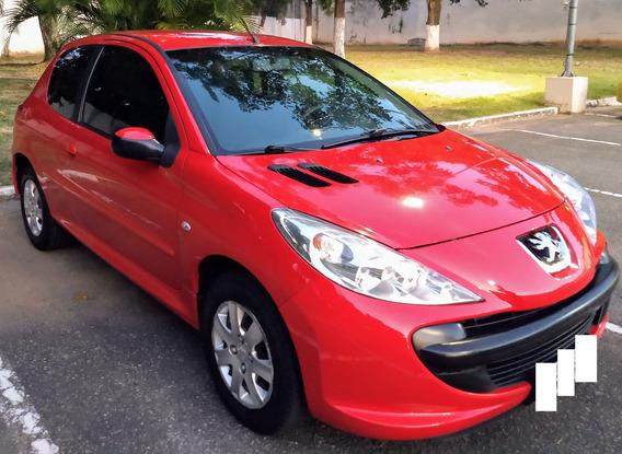 Peugeot 207 Hb Xr 1.4 Flex 8v 3p 2010