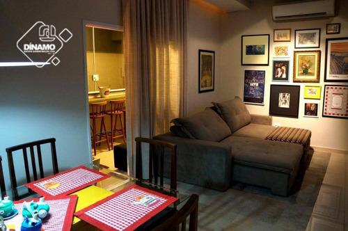 Apartamento Com 2 Dormitórios À Venda, Jardim Botânico - Ribeirão Preto/sp - Ap3051