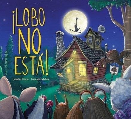 Lobo No Está -  Romero Jaquelina