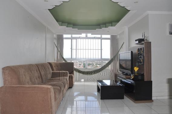 Apartamento 103m², 3 Quartos, 2 Suítes, 1 Vaga, Prado, Maceió, Al - Wma1343