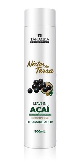 Leave In Nectar Da Terra Tanagra Açai 300 Ml