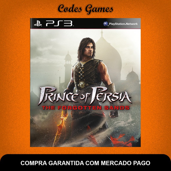 Prince Of Persia The Forgotten Sands - Ps3 - Envio Já