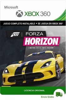 Forza Horizon Xbox 360 Original Digital Multiregion Oferta
